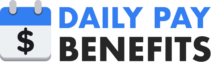 Daily Pay Benefits - An informational website about instant and daily payment platforms.